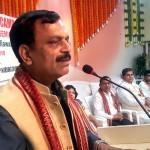 Dr Mukesh Agarwal speaking